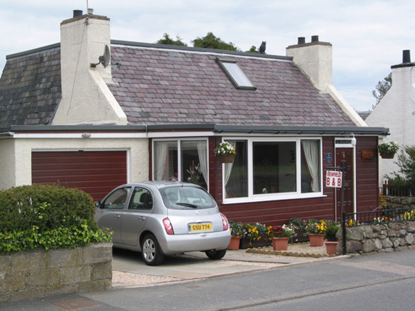 Bed and Breakfast Aberdeen